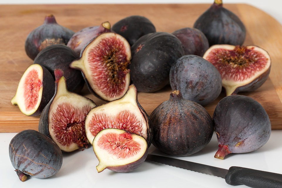 fig smoothie